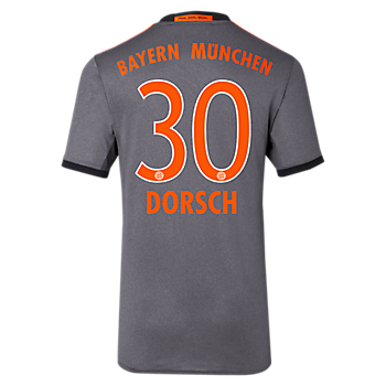 FC Bayern Shirt Away 2016/17