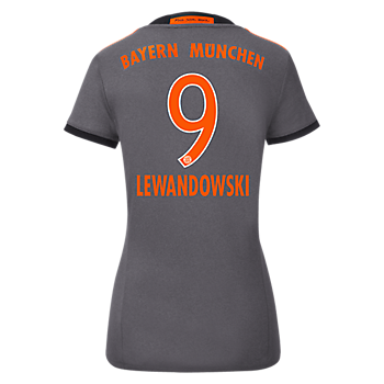 FC Bayern Shirt Away Women 2016/17