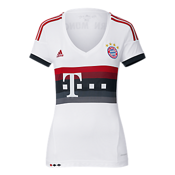 FC Bayern Trikot Away Women 2015/16