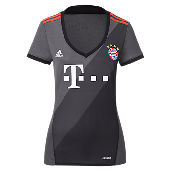 FC Bayern Trikot Away Women 2016/17