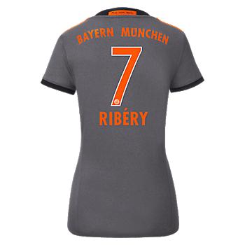 FC Bayern Trikot Away Women 2016/17