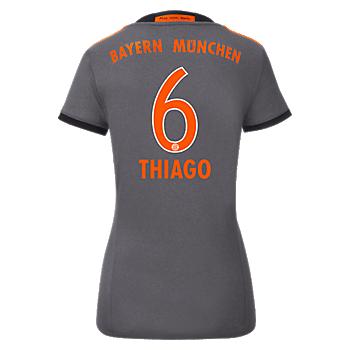FC Bayern Shirt Away Women 2016/17