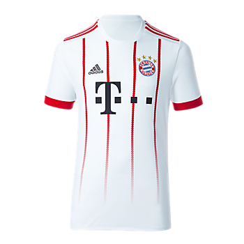 FC Bayern Shirt Champions League 17/18