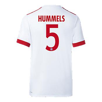FC Bayern Shirt Champions League 17/18
