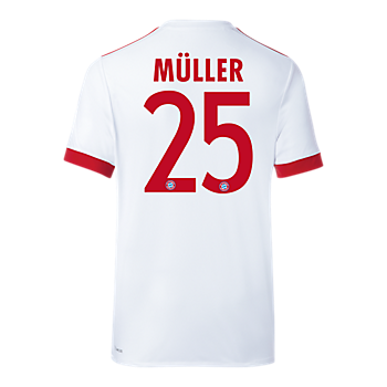 FC Bayern Trikot Champions League 17/18