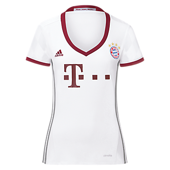 FC Bayern Trikot Champions League Women 2016/17