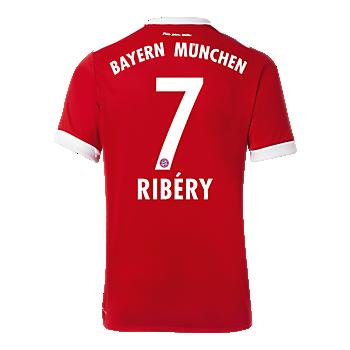 FC Bayern Trikot Home 17/18