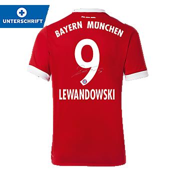 FC Bayern Jersey Home 17/18