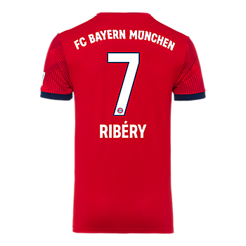 Seconda Maglia FC Bayern München Franck Ribéry