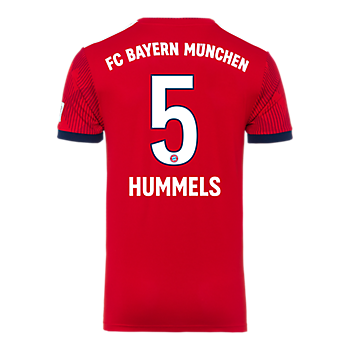 FC Bayern Jersey Home 18/19