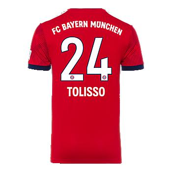 Camiseta de local FC Bayern München 18/19