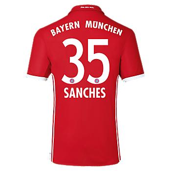 FC Bayern Shirt Home 2016/17