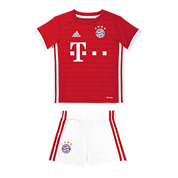 FC Bayern Home Shirt - Baby Kit