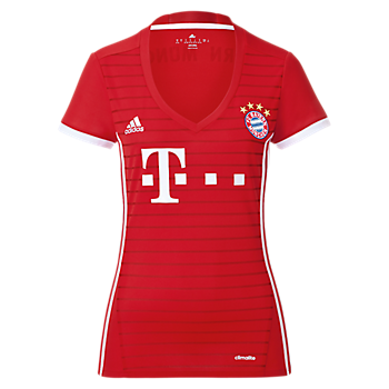 FC Bayern Shirt Home Women 16/17