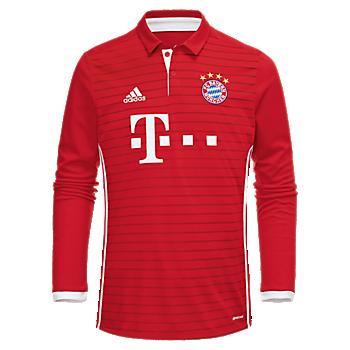 FC Bayern Trikot Home Langarm 16/17