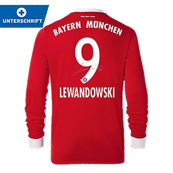 FC Bayern Jersey Home Longsleeve 17/18