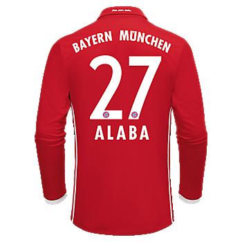 FC Bayern Trikot Home Langarm 2016/17