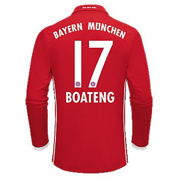 FC Bayern Shirt Home Longsleeve 2016/17