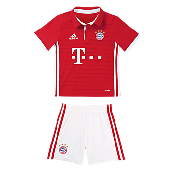 FC Bayern Trikot Home Mini Kit