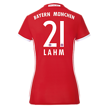 FC Bayern Shirt Home Women 2016/17