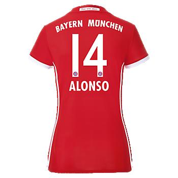FC Bayern Trikot Home Women 2016/17