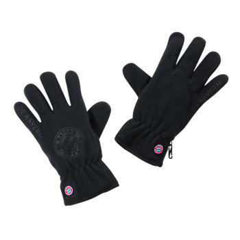 Fleece Gloves Logo