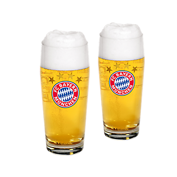 Half-Litre Glass, Set of 2