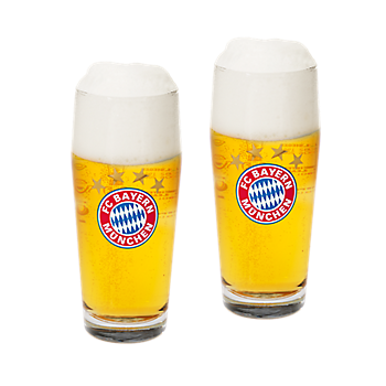 Beer Glass (Set of 2)