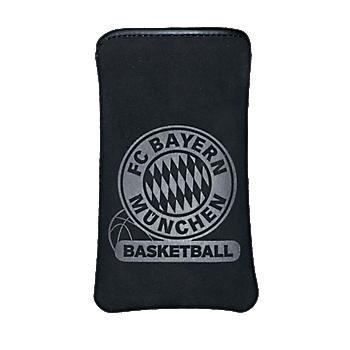 Cell Phone Sleeve Basketball