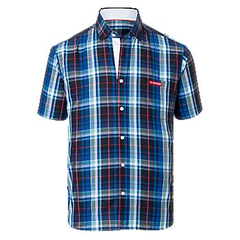 Shirt Plaid short sleeves