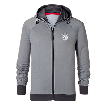 Hooded Track Top FCB Sports