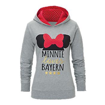 Hoodie Lady Minnie Mouse