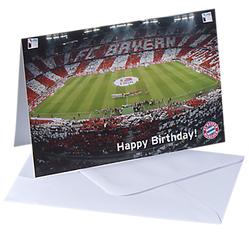 "Card ""Happy Birthday"""