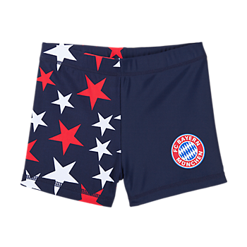 Kids Star Pattern Wetsuit Bottoms