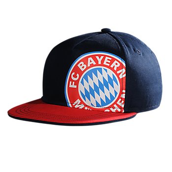 Kinder Baseballcap Snapback Big Logo