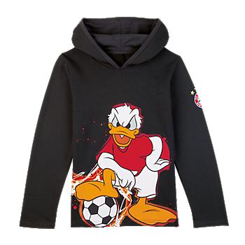 Kinder Hoodie Disney Donald Duck