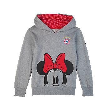 Hoodie Kids Disney Minnie Mouse