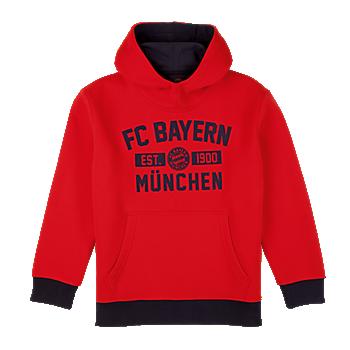 Kinder Hoodie FC Bayern 1900