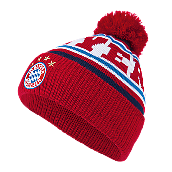 Kinder Mütze FC Bayern