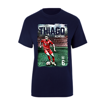 Kinder Spieler T-Shirt Thiago