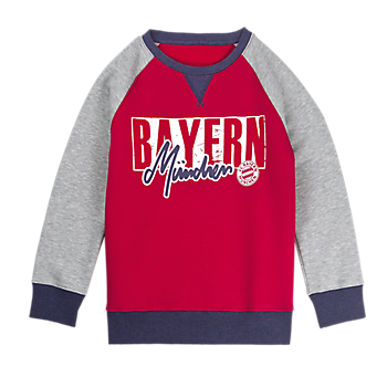 Kinder Sweatshirt Bayern used