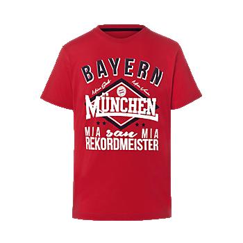 T-Shirt Kids Bayern München