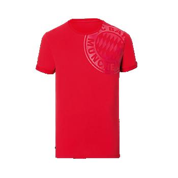 Kinder T-Shirt Black&Red