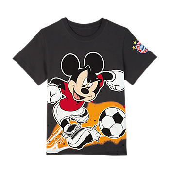 Kinder T-Shirt Disney Mickey Mouse