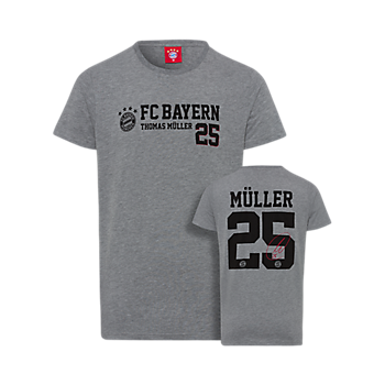 Camiseta de Müller para niños