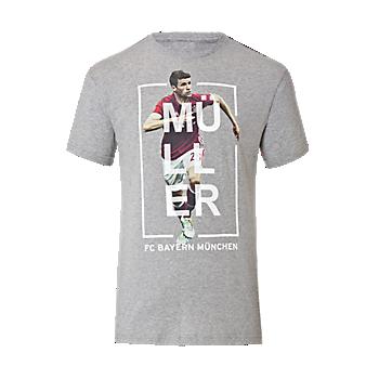 Kinder T-Shirt Spieler Müller