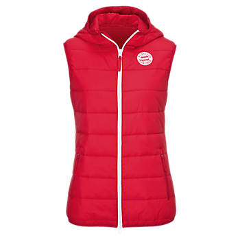 Womens Quilted Gilet