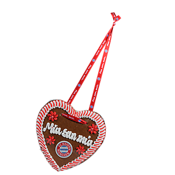 Gingerbread Heart Mia san mia (230g)