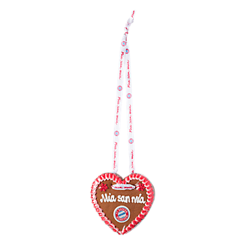 Gingerbread Heart Mia san mia (95g)