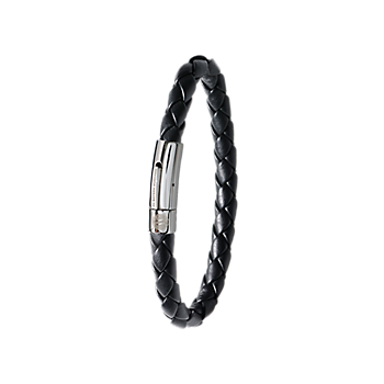 Leather Bracelet wide